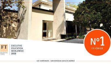UAI Corporate: único centro chileno reconocido por Financial Times
