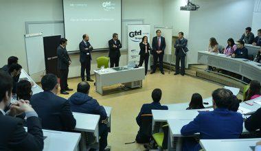 UAI Corporate da inicio a ciclo de charlas para jóvenes profesionales de Grupo Gtd